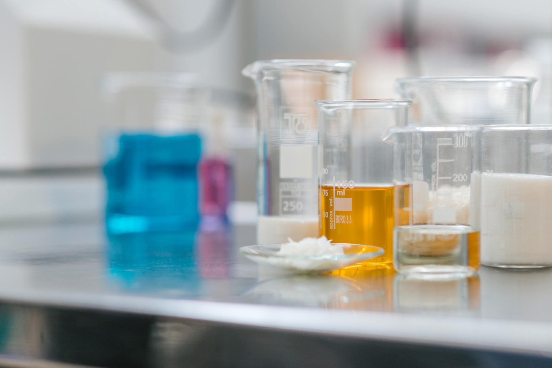 Le materie prime Sinerga sono apprezzate dalle più importanti aziende cosmetiche internazionali