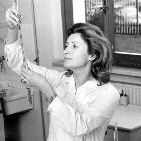 Sinerga founder: doctor Marina Lenzini